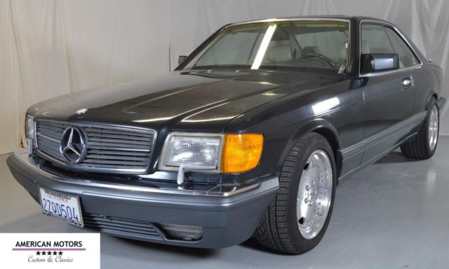 1991 mercedes 560sec coupe for sale mercedes benz 500 for Mercedes benz 560sec for sale