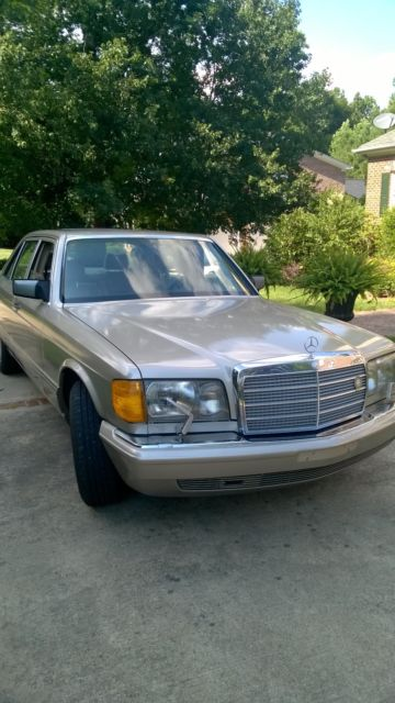 1991 mercedes benz 300 series 350 dsl turbo diesel great for Mercedes benz raleigh north carolina