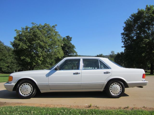 1991 Mercedes Benz 300 Series 350 Sd Turbo Diesel Great