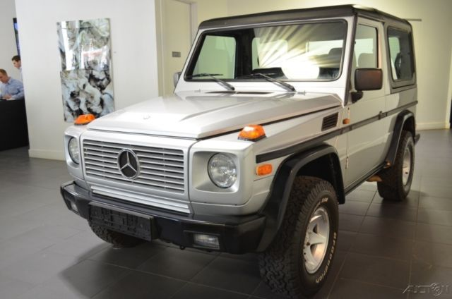 1991 mercedes benz 300ge cabrio g class used automatic for Mercedes benz g series for sale