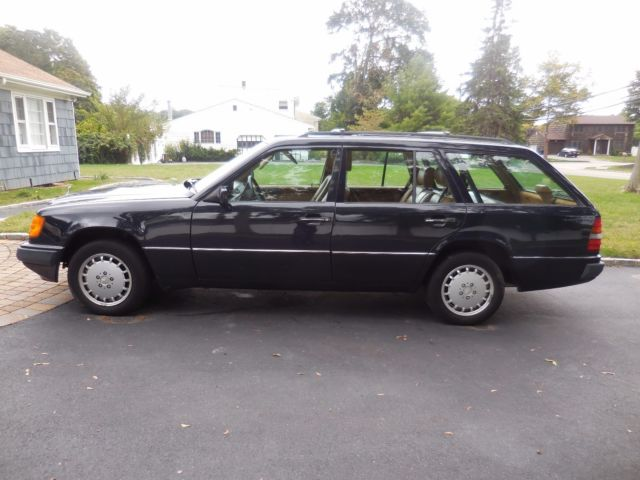 1991 Mercedes Benz 300te 4matic All New Trasmission Parts