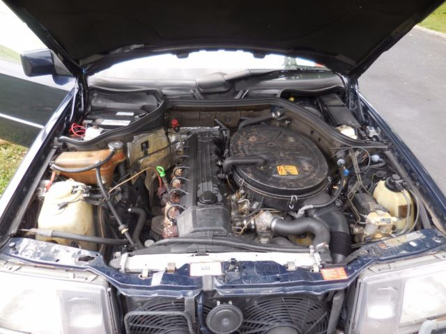 1991 mercedes benz 300te 4matic all new trasmission parts for Mercedes benz classic car parts