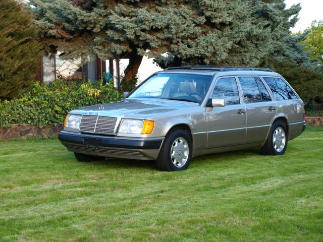 1991 mercedes benz 300te 4matic wagon ca car dealer for Smythe european mercedes benz