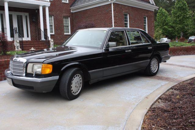 1991 mercedes benz 350 sd turbo diesel classic mercedes for Mercedes benz diesel cars for sale