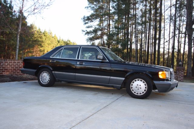1991 mercedes benz 350 sd turbo diesel classic mercedes for Is mercedes benz a reliable car