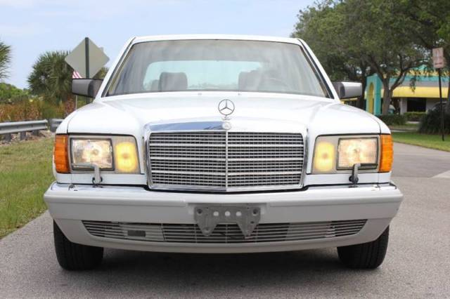 1991 mercedes benz 420 sel w126 for sale mercedes benz for Mercedes benz w126 for sale