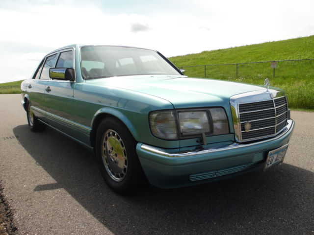 1991 mercedes benz 420sel similar to bmw jaguar 560 for 1991 mercedes benz 420sel