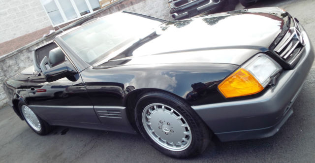 1991 mercedes benz 500 sl convertible for sale mercedes benz 500 series 1991 for sale in. Black Bedroom Furniture Sets. Home Design Ideas