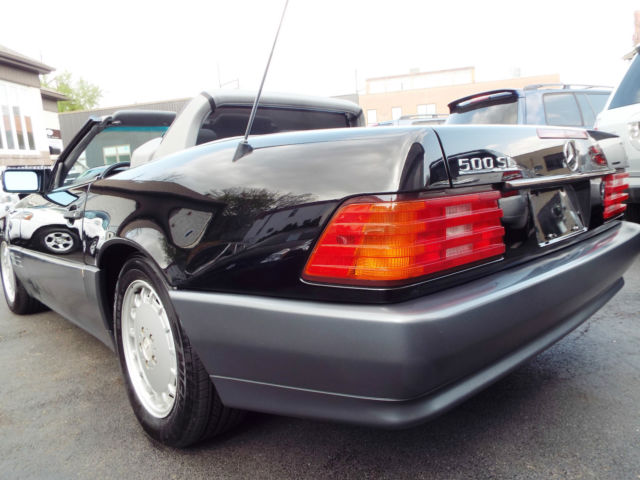 1991 mercedes benz 500 sl convertible for sale mercedes for Mercedes benz sl coupe for sale
