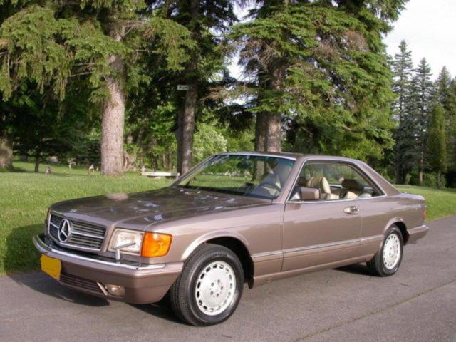 1991 mercedes benz 560sec 500sec 420sec 380sec for sale for 1991 mercedes benz 560sec for sale
