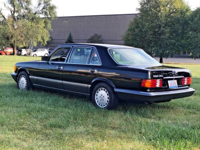 1991 mercedes benz 560sel 13k miles 1 owner car is brand for 1991 mercedes benz 560sel for sale