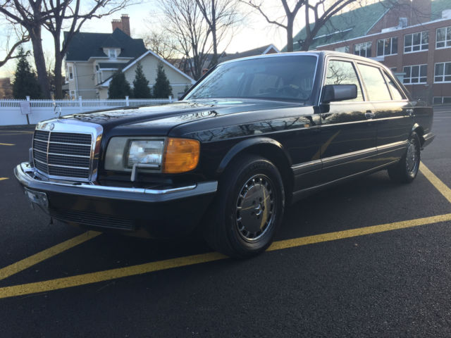 1991 mercedes benz 560sel great shape no rust low for 1991 mercedes benz 560sel for sale