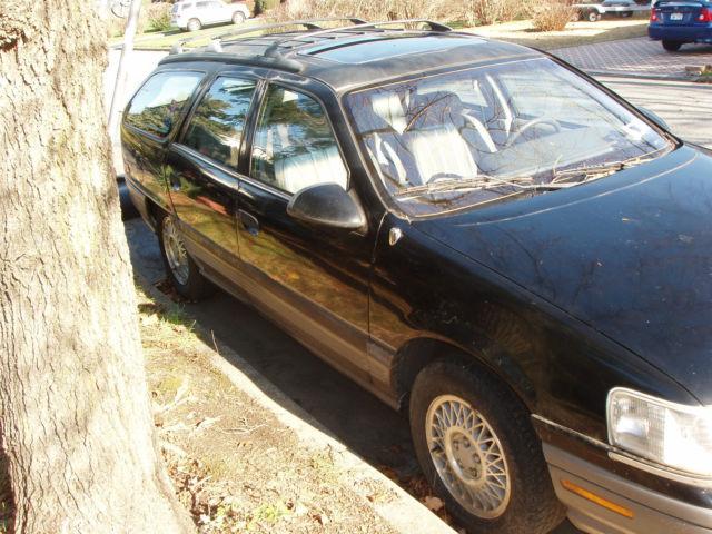 1991 mercury sable ls wagon 4 door 3 8l for sale mercury. Black Bedroom Furniture Sets. Home Design Ideas