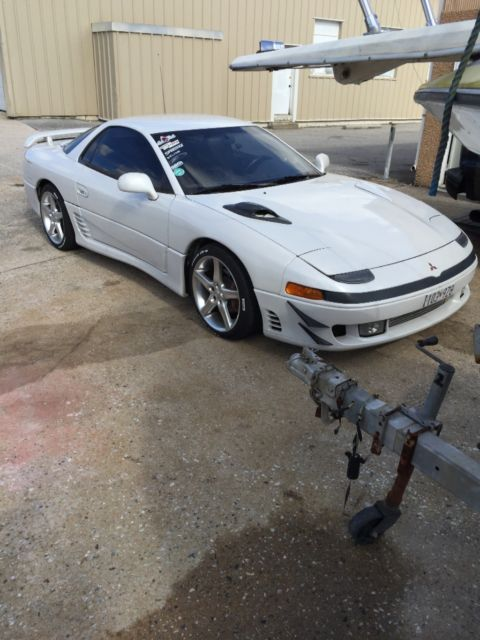1991 mitsubishi 3000gt vr4 twin turbo awd 6 spd 39 99 conversion for sale mitsubishi 3000gt. Black Bedroom Furniture Sets. Home Design Ideas