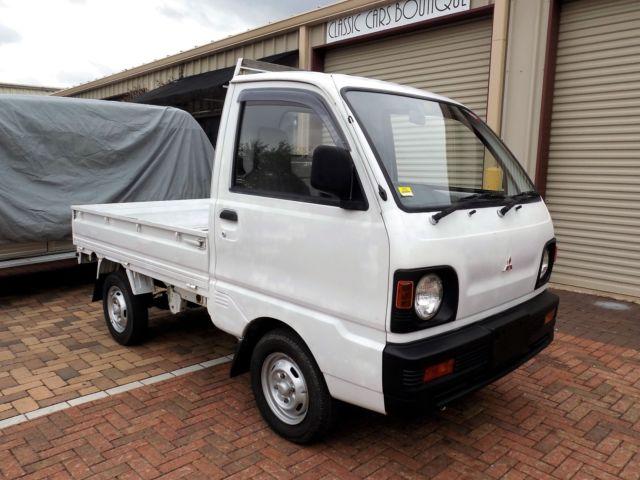 1991 mitsubishi mini truck rwd 4 speed atv utv classic car pickup honda for sale mitsubishi. Black Bedroom Furniture Sets. Home Design Ideas