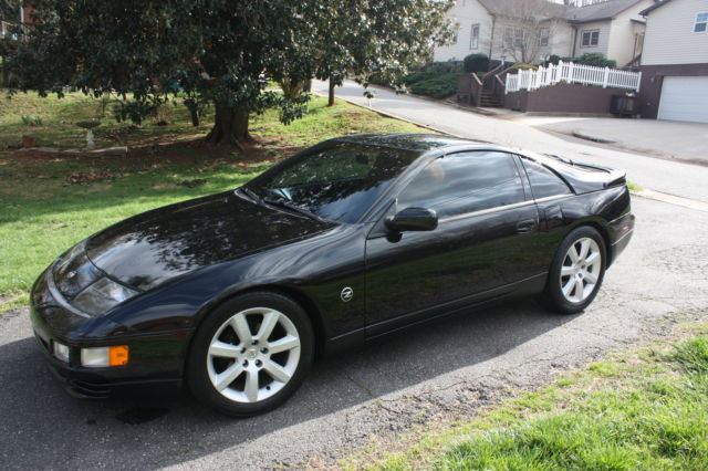 1991 nissan 300zx twin turbo 2 door 3 0l for sale nissan 300zx 1991 for sale in morganton. Black Bedroom Furniture Sets. Home Design Ideas