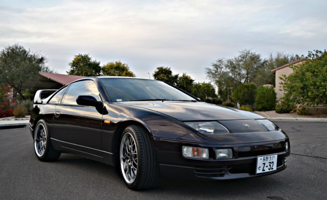 1991 nissan 300zx twin turbo slicktop rhd rare for sale nissan 300zx 1991 for sale in. Black Bedroom Furniture Sets. Home Design Ideas