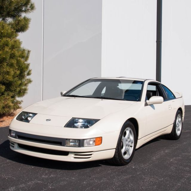 300zx Z32 Turbo Lag: 1991 Nissan 300ZX Twin Turbo V6, 1-Owner, 23,000 Miles