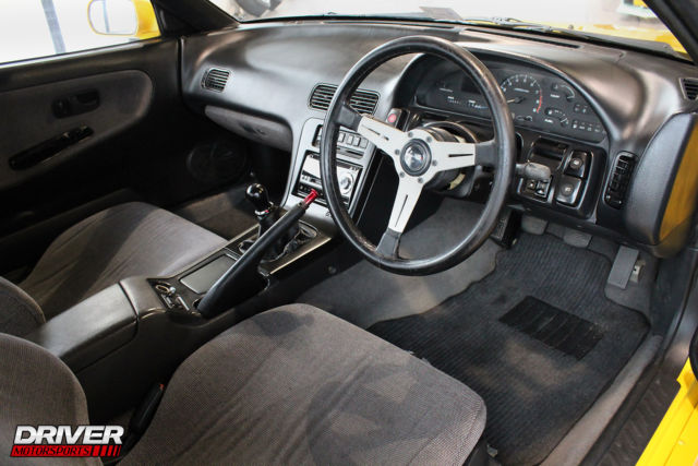 1991 Nissan S13 JDM RHD Silvia/Onevia SR20 for sale in the