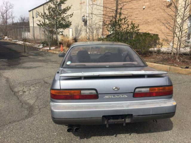 1991 nissan silvia coupe two tone jdm rhd s13 240sx sr20 for sale nissan 240sx ps13 1991 for. Black Bedroom Furniture Sets. Home Design Ideas