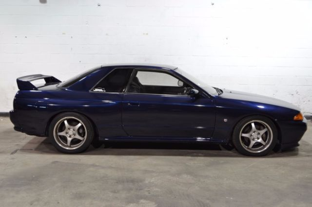 1991 Nissan Skyline Gtr Dark Blue Pearl Th1 Rb26dett 5