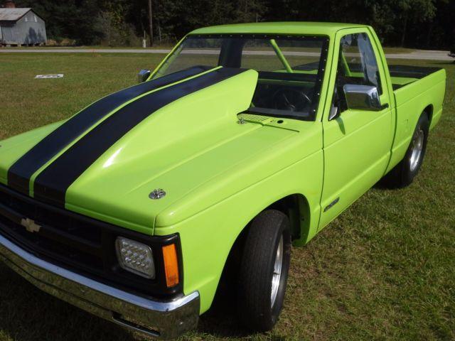 1991 S10 Drag/Pro Street Best Offer - Low Reserve for sale