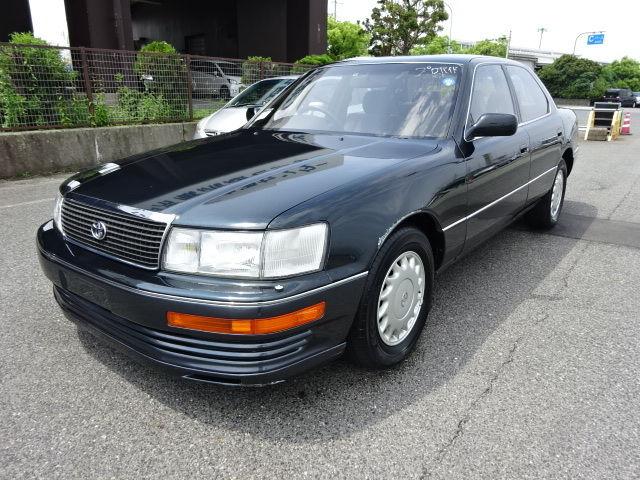 1991 toyota celsior lexus ls400 v8 jdm rhd vip sedan all original 1uz luxury for sale lexus ls. Black Bedroom Furniture Sets. Home Design Ideas