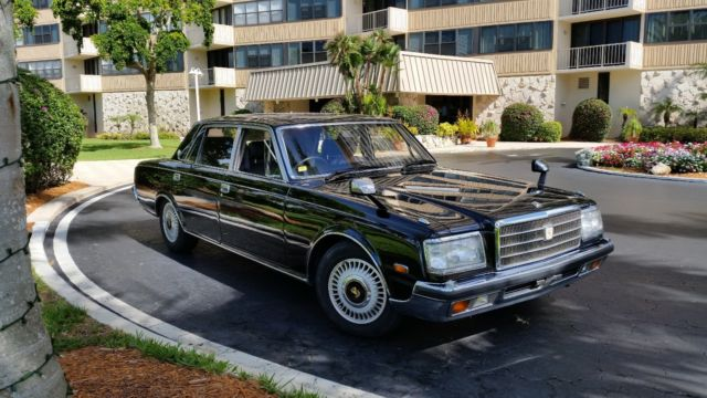 1991 Toyota Century L Rare Import Jdm Rhd No Reserve Muscle Car