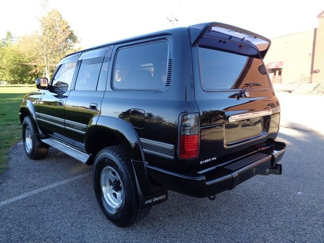 1991 toyota land cruiser 80 suv 4x4 4 2l turbo diesel automatic nice no reserve for sale. Black Bedroom Furniture Sets. Home Design Ideas