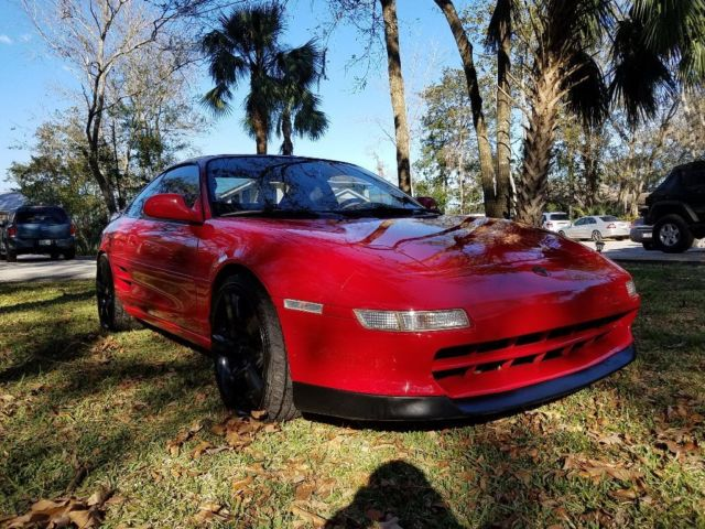 1991 toyota mr2 1mzfe v6 a c 5 speed sw20 florida turbo na for sale toyota mr2 1991 for sale. Black Bedroom Furniture Sets. Home Design Ideas