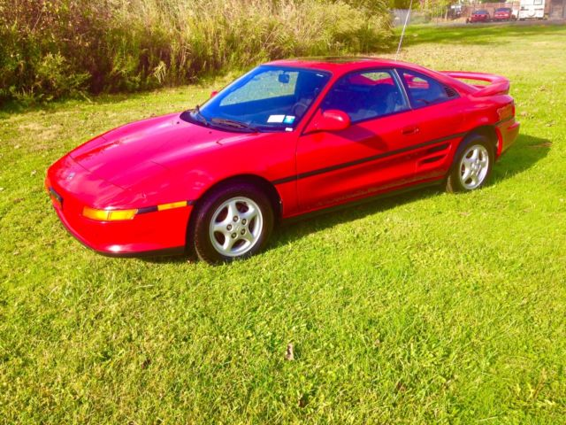 1991 toyota mr2 44k original miles 1 owner mint condition clean carfax for sale toyota mr2. Black Bedroom Furniture Sets. Home Design Ideas
