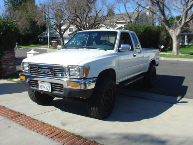 1991 toyota pick up truck 4x4 1989 1990 1992 pickup tacoma for sale toyota other 1991 for sale. Black Bedroom Furniture Sets. Home Design Ideas