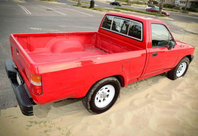 1991 toyota pick up truck pre runner for sale toyota deluxe short bed 1991 for sale in oxnard. Black Bedroom Furniture Sets. Home Design Ideas