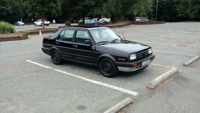 Catalytic Converter Buyers >> 1991 Volkswagen VW Jetta Ecodiesel - Southern Car - No ...