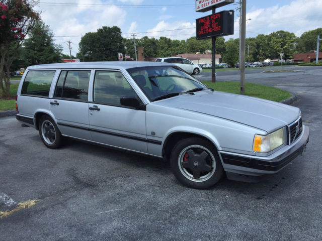 1991 Volvo 740 Turbo Wagon For