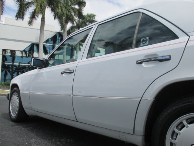 1992 300d 2 5 turbo diesel florida car well maintained for Mercedes benz diesel for sale in florida