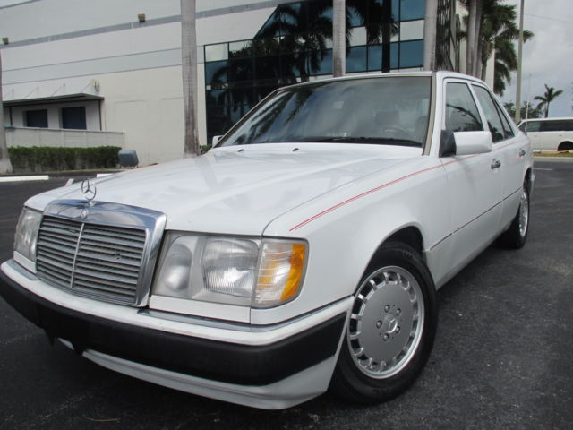 1992 300d 2 5 turbo diesel florida car well maintained