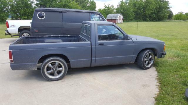 1992 5 3l ls v8 swapped s10 pickup for sale chevrolet s 10 1992 for sale in collinsville. Black Bedroom Furniture Sets. Home Design Ideas