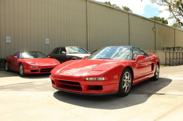 Acura NSX Featuring A Rare Speed Automatic For Sale Acura - 1992 acura nsx for sale