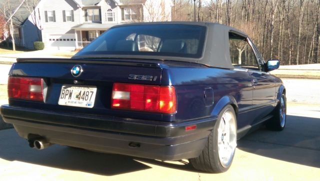 1992 Bmw 318i E30 S52 Swapped Convertible 2 Door 325i 325is M3 318is For Sale Bmw 3 Series