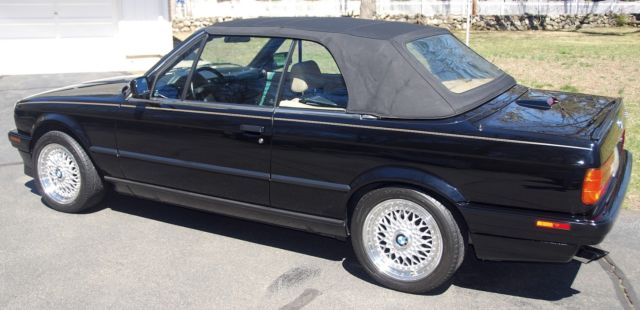 1992 Bmw 325i E30 Convertible For Sale