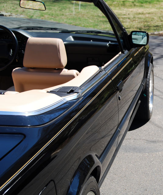 Vin Scapm0003dwh07478 1983 Limousine By Mulliner Park: 1992 BMW 325i E30 Convertible For Sale