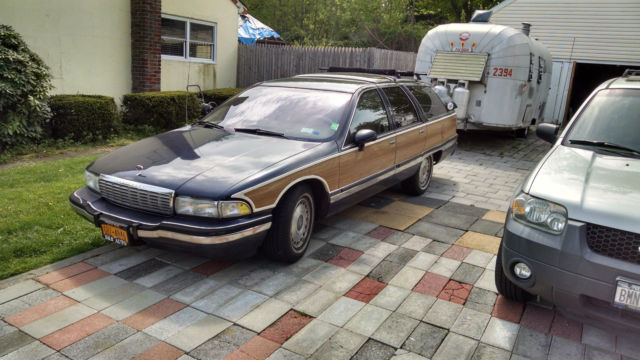 1992 buick roadmaster estate wagon for sale buick roadmaster 1992 for sale in melville new. Black Bedroom Furniture Sets. Home Design Ideas