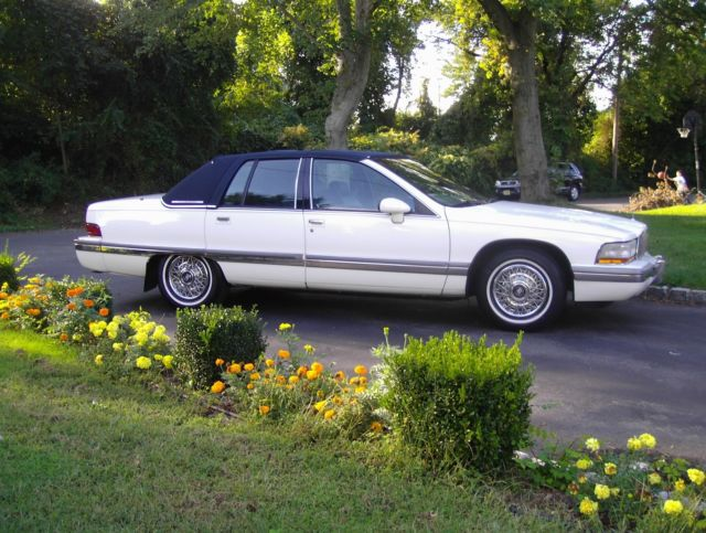 1992 buick roadmaster owned by same family since new for. Black Bedroom Furniture Sets. Home Design Ideas