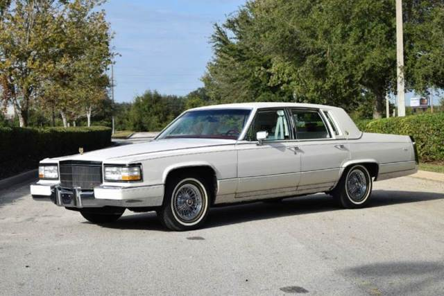 1992 cadillac brougham d 39 elegance collector owned pristine for sale cadillac brougham d. Black Bedroom Furniture Sets. Home Design Ideas