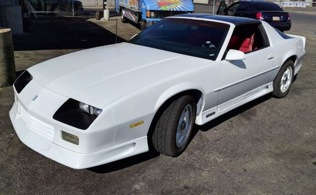 1992 camaro rs 25th anniversary 92 chevy camaro for sale. Black Bedroom Furniture Sets. Home Design Ideas