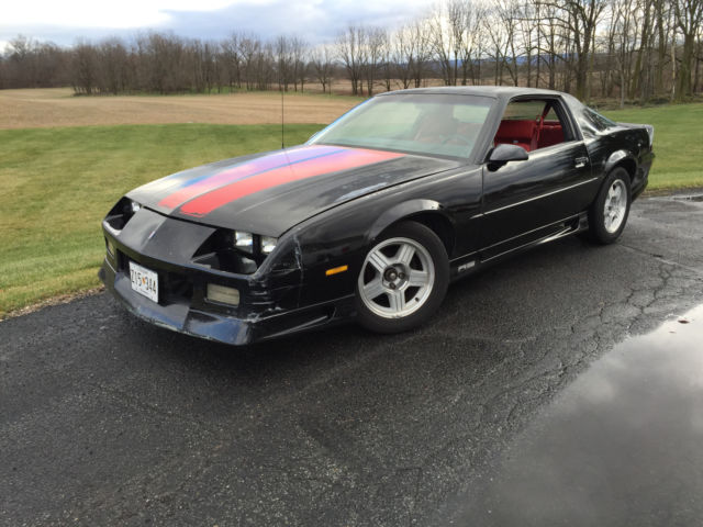 1992 Chevrolet Camaro Rs  5 7l Lt1 Swap  6 Speed  3 73 T2r