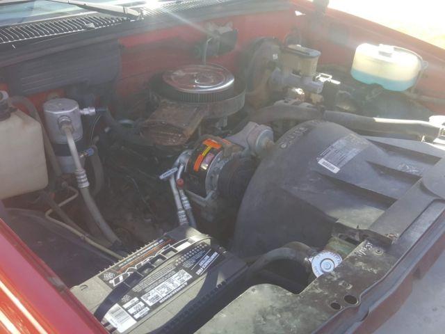 1992 Chevrolet Cheyenne C/K 1500, 4.3 L V6, 4 Speed, AC ...