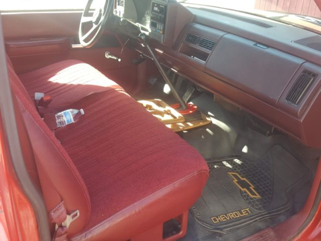 1992 Chevrolet Cheyenne C/K 1500, 4.3 L V6, 4 Speed, AC ...