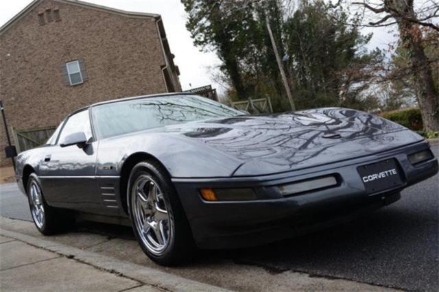 1992 chevrolet corvette zr1 91848 miles grey 2d coupe 8 6 speed manual for sale chevrolet. Black Bedroom Furniture Sets. Home Design Ideas